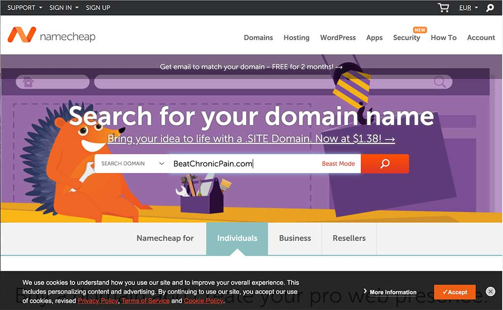 find-best-domain-name